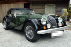 Morgan 4-4 1600 Roadster Oldtimer