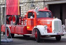 Mercedes-Benz L3500 Feuerwehr Oldtimer