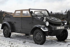 VW Typ 82 Kübel Oldtimer
