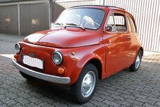 Fiat 500 R Oldtimer