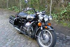 Moto Guzzi V7 850 Eldorado Oldtimer