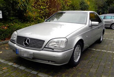 Mercedes-Benz CL 500 Oldtimer
