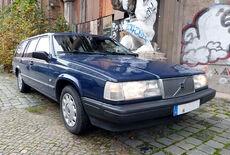 Volvo 940 polar Oldtimer