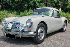 MG MGA MKI 1600 Coupe Oldtimer