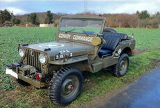 Willys Overland Jeep M38 Oldtimer