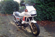 Honda CX 500 Turbo Oldtimer