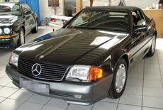 Mercedes-Benz 500 SL Oldtimer