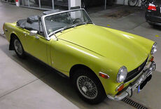 MG Midget Mark III Oldtimer