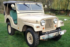 Willys Jeep CJ5 Oldtimer