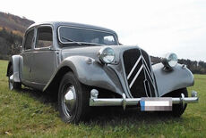 Citroen Traction Avant Oldtimer
