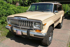 Jeep Cherokee Chief Oldtimer