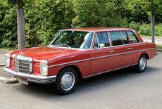 Mercedes-Benz W114 Strich 8 lang Oldtimer