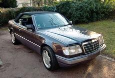 Mercedes-Benz  W 124 E 220 Cabrio Oldtimer