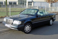 Mercedes-Benz E-Klasse Cabrio A 124 Oldtimer