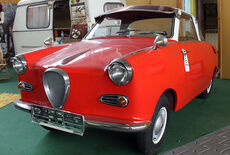 Glas Goggomobil Coupe Oldtimer