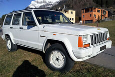Jeep  Cherokee 4.0 Limited XJ Oldtimer