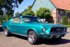 Ford Mustang Fastback Oldtimer