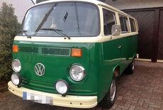 VW T2 Bus Oldtimer