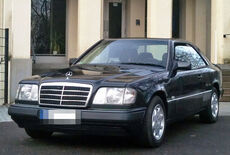 Mercedes-Benz Coupe W124 Oldtimer
