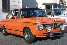 BMW 2002 Oldtimer