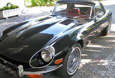 Jaguar E-Type V12 Roadster Serie II Oldtimer