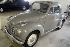Fiat Topolino Oldtimer