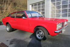 Ford Taunus Coupe Oldtimer