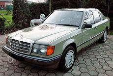 Mercedes-Benz W124  Oldtimer