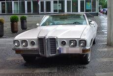Pontiac Bonneville Convertible Oldtimer