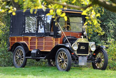Ford T Huck Messing Oldtimer