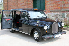 LTI London-Taxi Oldtimer