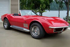 Chevrolet Corvette Stingray C3 Oldtimer