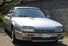 Citroen CX II Turbo Oldtimer