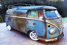 VW T1 Bully Rat-Look Oldtimer