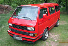 VW T3 Limited Last Edition Oldtimer