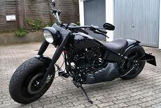 Harley Davidson FXST Oldtimer
