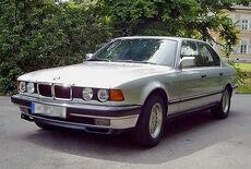 BMW 730 V8 E32 Oldtimer