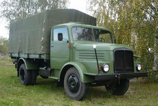 IFA S4000 H3A Oldtimer
