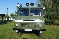Robur LO2000 Oldtimer