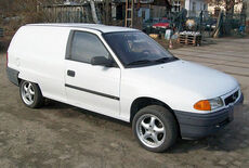 Opel Astra Oldtimer