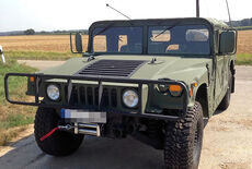 AM General HMMWV M1113 Hummer Oldtimer