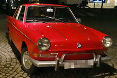 BMW 700 LS Coupe Oldtimer