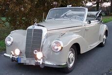 Mercedes-Benz 220 A Cabriolet Oldtimer