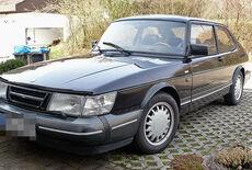Saab 900 Turbo Oldtimer