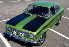 Opel Kadett B Coupe Oldtimer