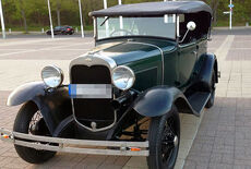Ford Model A Phaeton Oldtimer