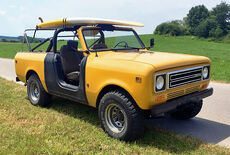 International Harvester Scout 2 Oldtimer