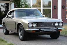 Jensen Interceptor Convertible Oldtimer