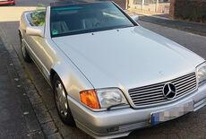 Mercedes-Benz 500 SL R 129 Oldtimer