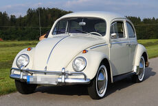 VW Käfer Export Oldtimer